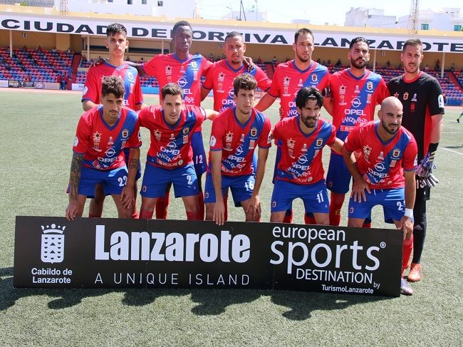 Alineación UD Lanzarote
