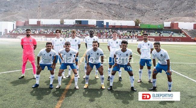 Alineación CD Tenerife B