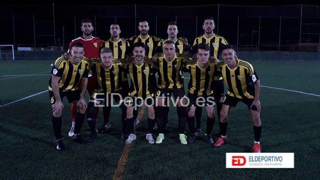 Alineación Atlético Tacoronte